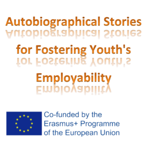 """Progetto Erasmus+ KA1 """"Autobiographical Stories for Fostering Youth's Employability"""""""